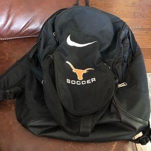 Texas Longhorn Soccer Backpack